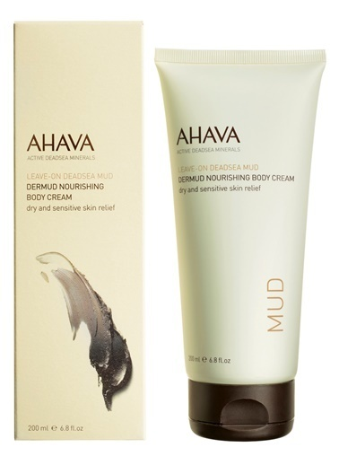 Dermud Nourishing Body Cream 200 Ml-Ahava